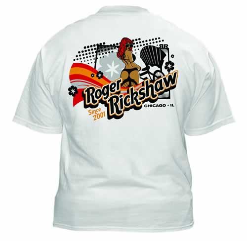 Roger Rickshaw Summer